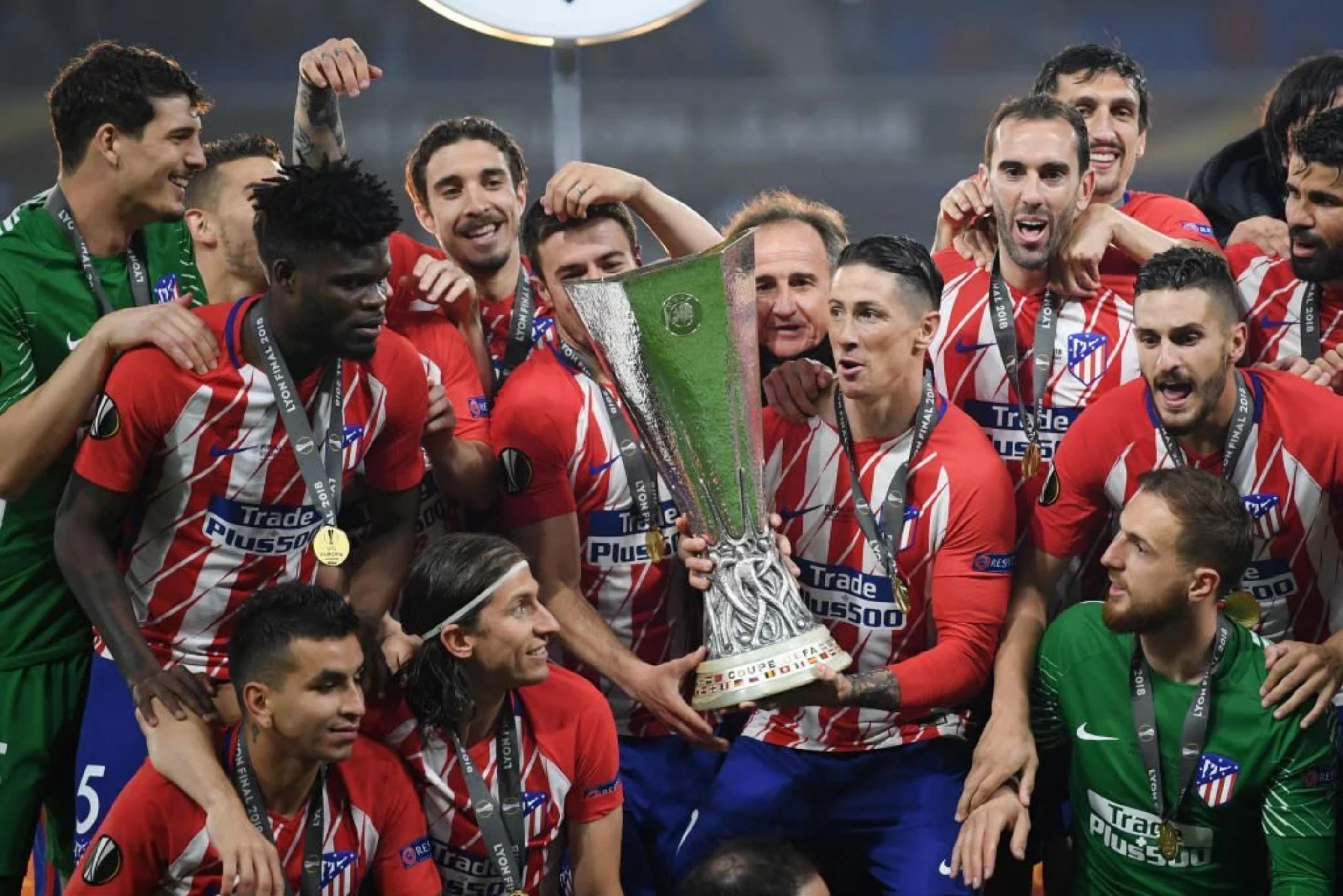 Marseille Atletico Madrid