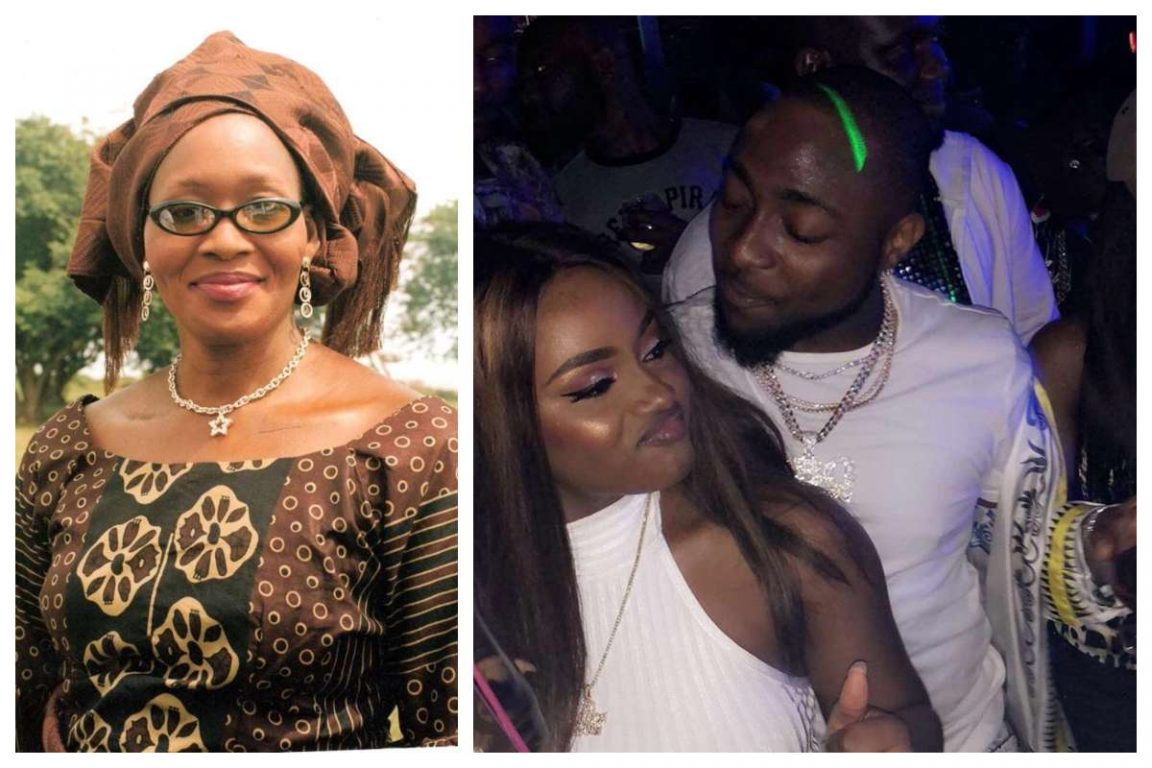Controversial Journalist Kemi Olunloyo Has Revealed That Chioma Has Broken Up With Davido